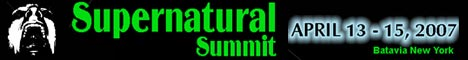 Click here for the Western New York Supernatural Summit