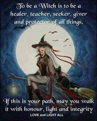 Superstitions and Omens - last post by White Witch