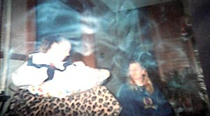 Ghost picture - Princeton, Illinois.