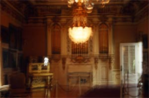 Ghost picture - Flagler Museum, Palm Beach, Florida