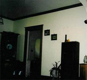 Ghost picture - Chisholm, Minnesotta.