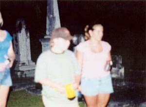 Paranormal photo - Waverly Hall Cemetery, Georgia.