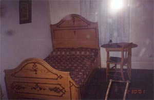The Whaley House ghost picture.